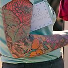 Arm Art by phil decocco