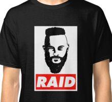 Raid Ragnar Logbrok Vikings Classic T-Shirt