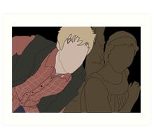 Rory Williams Art Print