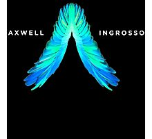 Axwell ^ Ingrosso Blue Angel  Photographic Print