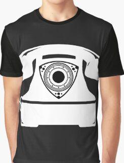 RX7 RX8 Rotary Engine Mazda Phone - White Graphic T-Shirt