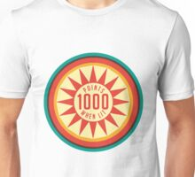 Retro Pinball Points Unisex T-Shirt