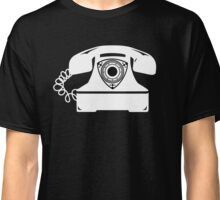 RX7 RX8 Rotary Engine Mazda Phone - White Classic T-Shirt