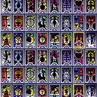 Persona Cards by EwwGerms