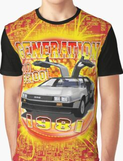 Generation Old School 1981 Graphic T-Shirt