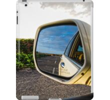 The Rear View iPad Case/Skin
