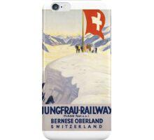 Switzerland Railway iPhone Case/Skin