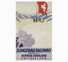 Switzerland Railway Kids Clothes