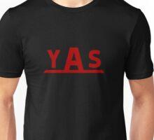 Classic - Red Unisex T-Shirt