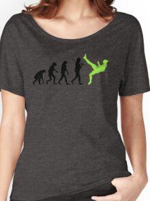 Zlatan Ibrahimovic Evolution Women's Relaxed Fit T-Shirt