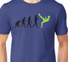 Zlatan Ibrahimovic Evolution Unisex T-Shirt