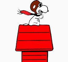 Aviator Snoopy Unisex T-Shirt