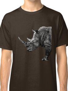 SAFARI PROFILE - RHINO BLACK EDITION Classic T-Shirt