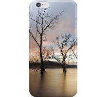 Wyaralong Dam Sunset iPhone Case/Skin