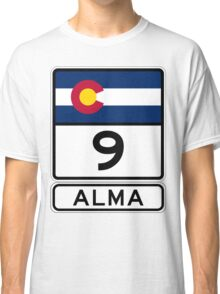 CO-9 Alma Colorado Classic T-Shirt