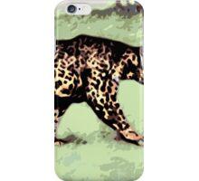 cat walk iPhone Case/Skin