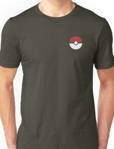 Pokemon Pokeball Unisex T-Shirt