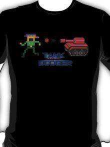Tank Dodger - Running man T-Shirt