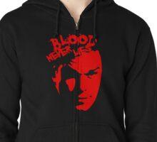 Dexter - Blood Zipped Hoodie