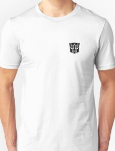 Transformers, Ditto In Disguise Black Logo Unisex T-Shirt