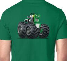 Cartoon Tractor Unisex T-Shirt