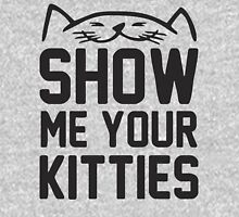 Cats Show me your kitties Unisex T-Shirt