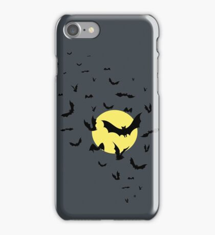 Bat Swarm iPhone Case/Skin