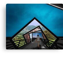 Season Gateways Canvas Print