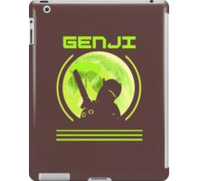 OVERWATCH GENJI iPad Case/Skin