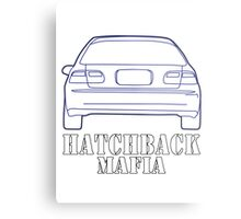 Hatchback mafia Metal Print