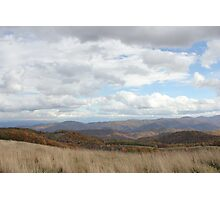 Max Patch Photographic Print