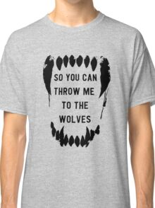 quote  Classic T-Shirt
