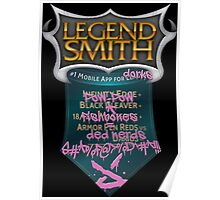 LegendSmith gets Jinxed Poster