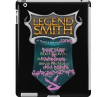 LegendSmith gets Jinxed iPad Case/Skin