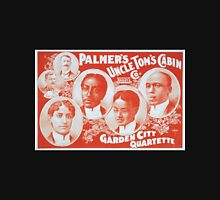 Performing Arts Posters Palmers Uncle Toms Cabin Co 1203 Unisex T-Shirt
