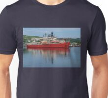 In Harbour at Bay Bulls, NL, Canada Unisex T-Shirt