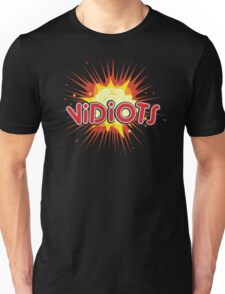 Vidiots with Flare Unisex T-Shirt