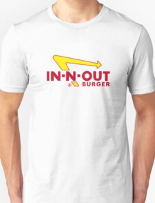 In-N-Out Logo Unisex T-Shirt