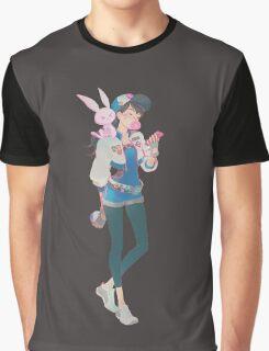 OVERWATCH POKEMON :)) Graphic T-Shirt