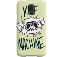 yiff machine Samsung Galaxy Case/Skin