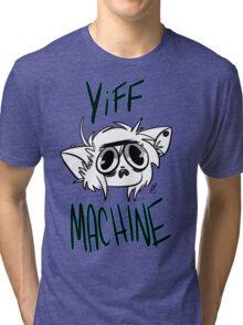 yiff machine Tri-blend T-Shirt