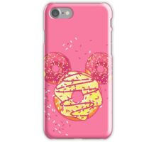 Pop Donut - Strawerry Frosting iPhone Case/Skin