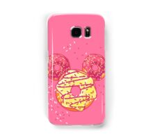Pop Donut - Strawerry Frosting Samsung Galaxy Case/Skin