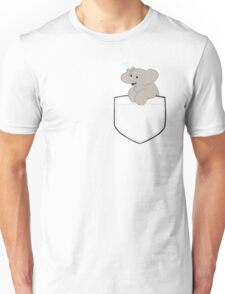 Pocket Pachyderm Unisex T-Shirt