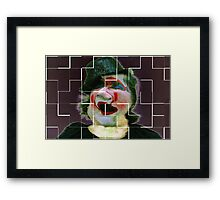The torment is real Framed Print