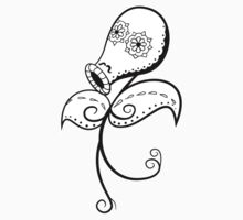 Bellsprout de los Muertos | Pokemon & Day of The Dead Mashup by abowersock