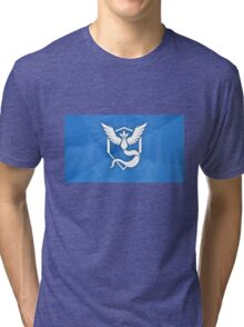Team Mystic Rules Tri-blend T-Shirt