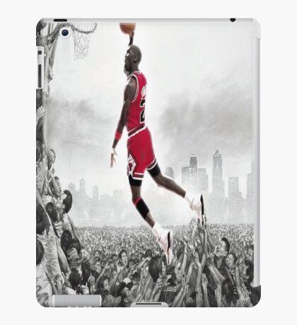 Jordan Graphic iPad Case/Skin