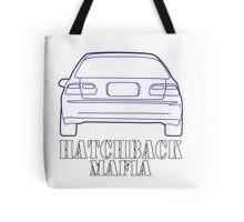 Hatchback mafia Tote Bag