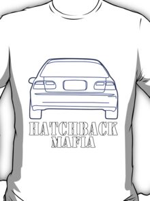Hatchback mafia T-Shirt